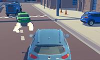 3D-Stadt: Rennen für 2