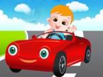 Baby-Autorennen
