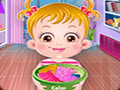 Baby Hazel: Waschtag