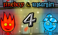 Fireboy + Watergirl 4: Kristalltempel