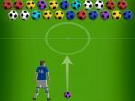 Fußball Strahlen