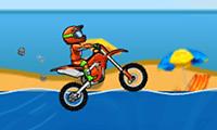 Moto X3M 5: Pool-Party