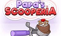 Papa's Scooperia