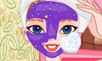 Popstar-Gesichtspflege