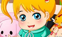 Süßes Baby Emily